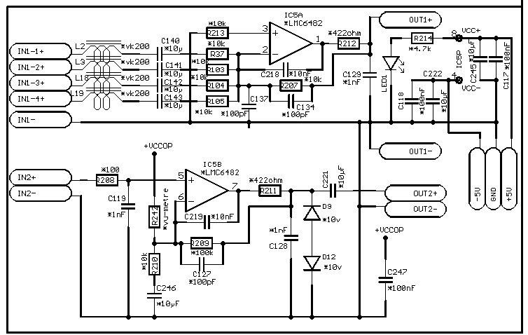 Circuit imprimé AOP AOP-place